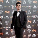 Canco Rodríguez en los Premios Goya 2017