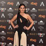 Belén López en los Premios Goya 2017
