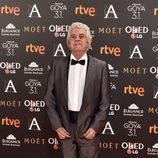 Guillermo Montesinos en los Premios Goya 2017