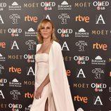 Antonia San Juan en los Premios Goya 2017