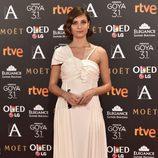Michelle Jenner en los Premios Goya 2017