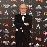 Fernando Colomo en los Premios Goya 2017