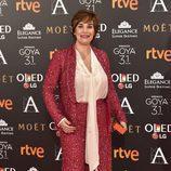 Anabel Alonso en los Premios Goya 2017