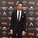 Alejandro Amenábar en los Premios Goya 2017