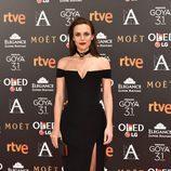 Aura Garrido en los Premios Goya 2017