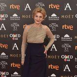 Marisa Paredes en los Premios Goya 2017