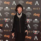 Geraldine Chaplin en los Goya 2017