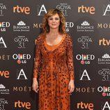 Emma Suárez en los Premios Goya 2017