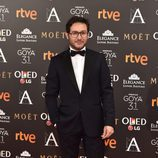 Carlos Santos en los Goya 2017
