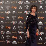 María Barranco en los Premios Goya 2017