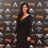 Silvia Pérez en los Premios Goya 2017