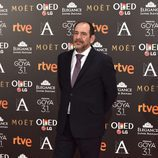 Karra Elejalde en los Goya 2017