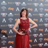 Pilar Ordóñez en los Premios Goya 2017