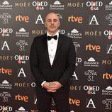 Roberto Álamo en los Premios Goya 2017