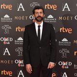 Alberto Rodríguez en los Goya 2017