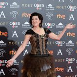 Montserrat Alcover en los Premios Goya 2017
