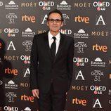 Alberto Iglesias en los Premios Goya 2017