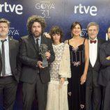 El ciudadado ilustre, mejor película iberoamericana en los Goya 2017