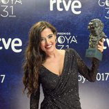 Silvia Pérez Cruz, ganadora a canción original en los Goya 2017