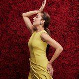 Toni Acosta en la gala de los premios Goya 2017