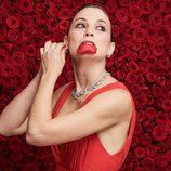 Leonor Watling más sensual que nunca en los Goya 2017