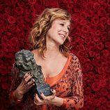 Emma Suárez, la gran triunfadora de la noche de los Goya 2017