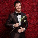 Alfonso Bassave posa en la gala de los Goya 2017