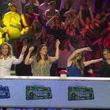Norma Duval, Lucía Jiménez, Natalia OT y Pepa Rus en 'El gran reto musical'
