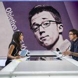 Íñigo Errejón, invitado de 'El objetivo'