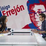 Ana Pastor entrevista a Íñigo Errejón en 'El objetivo'