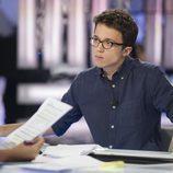 Íñigo Errejón en 'El objetivo' de Ana Pastor