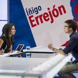 Entrevista a Íñigo Errejón en 'El objetivo'