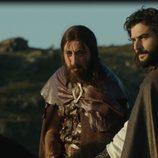 Ismael Martínez y Antonio Velázquez en el capítulo