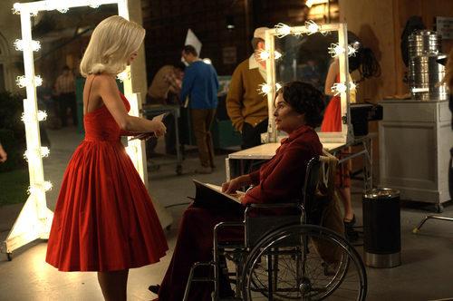 Jessica Lange es Joan Crawford en 'Feud'