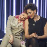 Daniela Blume e Irma Soriano, en la sexta gala de 'GH VIP 5'