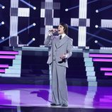 """Blas Cantó canta """"Libre"""" en la gala 15 de 'Tu cara me suena'"""