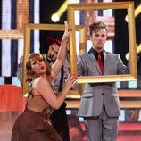 """Rosa López canta """"Blank Space"""" en la gala 15 de 'Tu cara me suena'"""