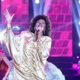 Lorena Gómez imita a Gloria Gaynor en la gala 15 de 'Tu cara me suena'