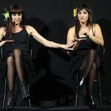 """Esther Arroyo canta a """"80 veces"""" en la gala 15 de 'Tu cara me suena'"""