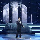 """Juan Muñoz canta """"El Mundo"""" en la gala 15 de 'Tu cara me suena'"""