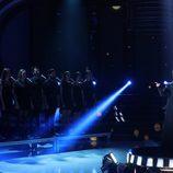 """Beatriz Luengo canta """"Hallelujah"""" en la gala 15 de 'Tu cara me suena'"""