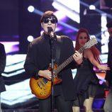 Serafin Zubiri imita a Roy Orbison en la gala 15 de 'Tu cara me suena'