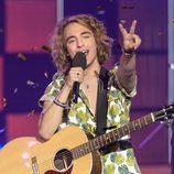 Manel Navarro, el candidato que representará a España en el festival de Eurovisión 2017