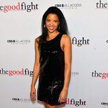 Renée Elise Goldsberry en la première de 'The Good Fight'