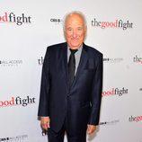 Jerry Adler en el estreno de 'The Good Fight'