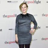 Emily Bergl en la première de 'The Good Fight'