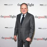 Paul Guilfoyle en la première de 'The Good Fight'