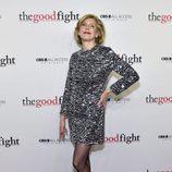 Christine Baranski en la première de 'The Good Fight'