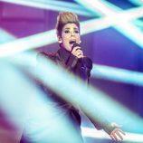 Leklein en la gala de 'Objetivo Eurovisión'