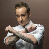 Xavi Viamonte, concursante de la cuarta edición de 'Top chef'